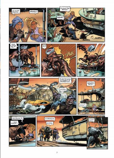 Page 5 les naufragés d'Ythaq tome 10 - Nehorf-Capitol Transit