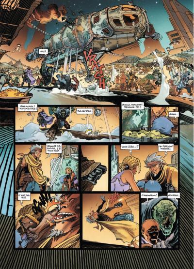 Page 6 les naufragés d'Ythaq tome 10 - Nehorf-Capitol Transit