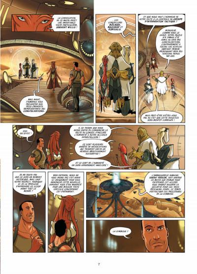 Page 5 white crows tome 2 - le clan des suprématistes