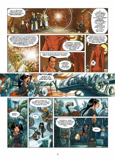 Page 6 white crows tome 2 - le clan des suprématistes