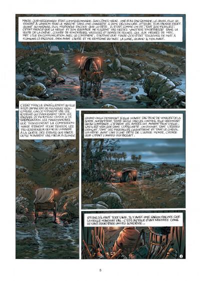 Page 1 histoires de Bretagne tome 6 - la légende de la mort - partie 1