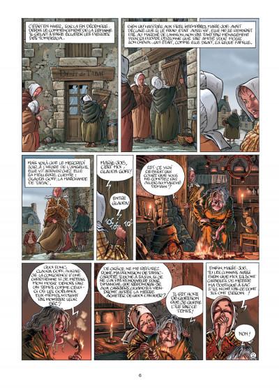 Page 2 histoires de Bretagne tome 6 - la légende de la mort - partie 1