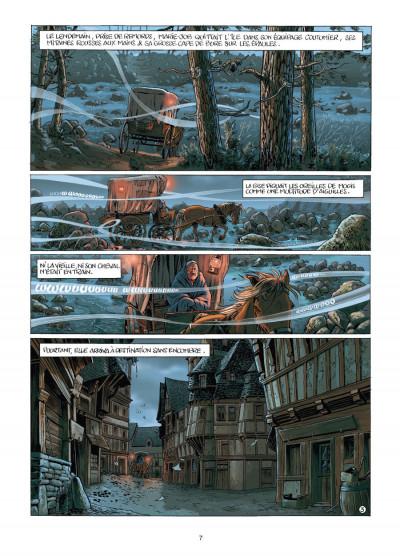 Page 3 histoires de Bretagne tome 6 - la légende de la mort - partie 1