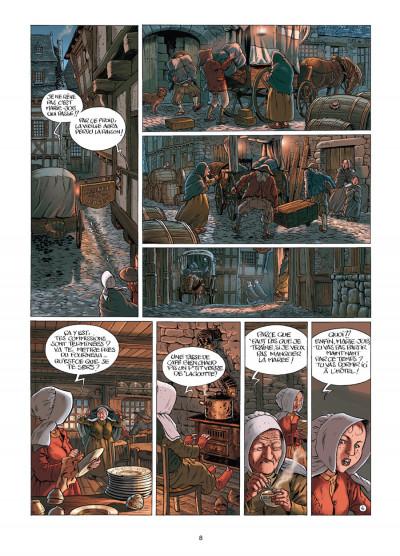 Page 4 histoires de Bretagne tome 6 - la légende de la mort - partie 1