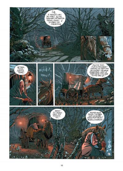 Page 6 histoires de Bretagne tome 6 - la légende de la mort - partie 1