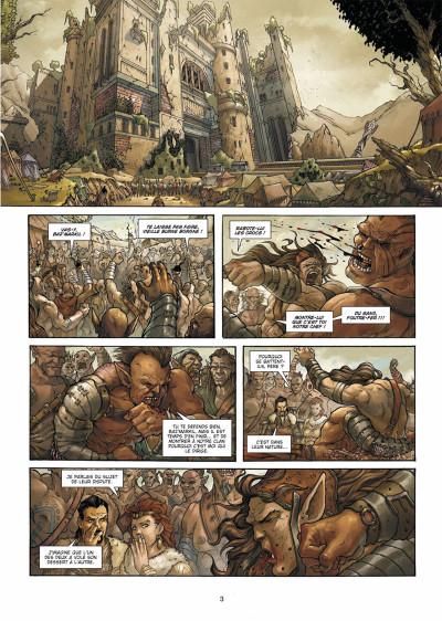 Page 1 La guerre des orcs tome 2
