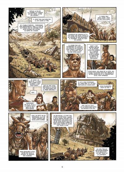 Page 3 La guerre des orcs tome 2