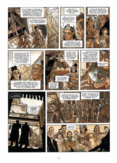 Page 4 La guerre des orcs tome 2