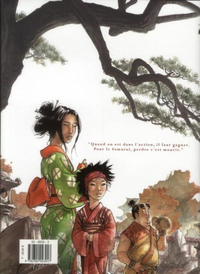 Dos Samurai - intégrale tome 1