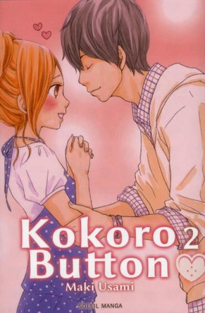 image de kokoro button tome 2