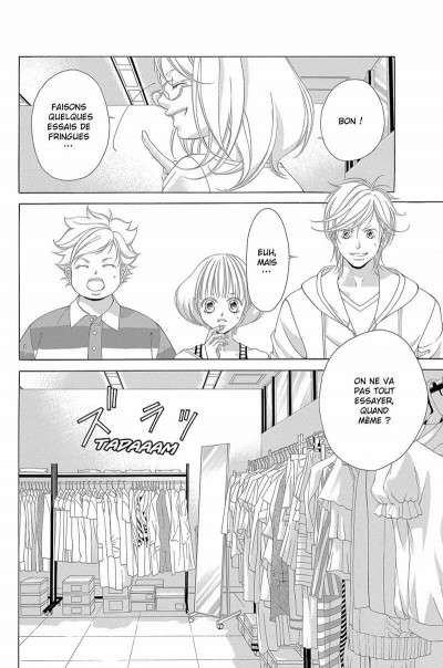 Page 5 lovely love lie tome 7