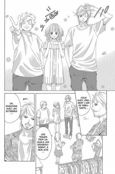 Page 7 lovely love lie tome 7