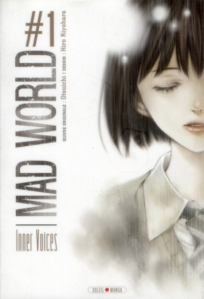 image de mad world tome 1 - inner voices
