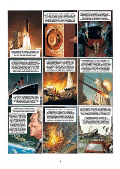 Page 1 prométhée tome 6 - l'arche