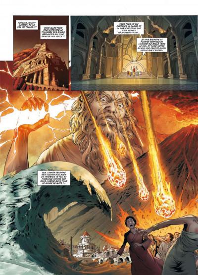 Page 3 prométhée tome 6 - l'arche