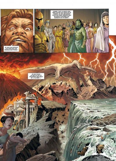Page 4 prométhée tome 6 - l'arche