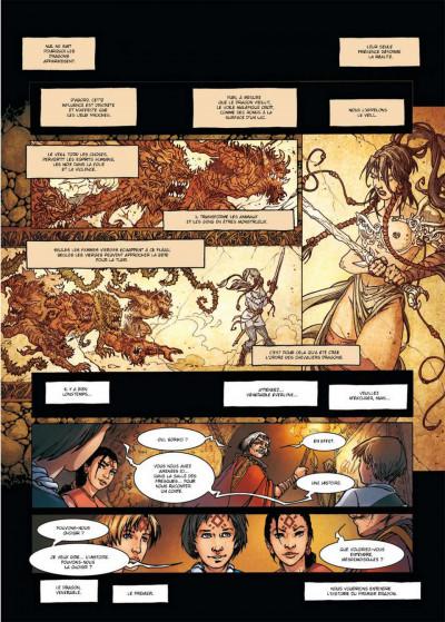Page 1 la geste des chevaliers dragons tome 14 - La Première