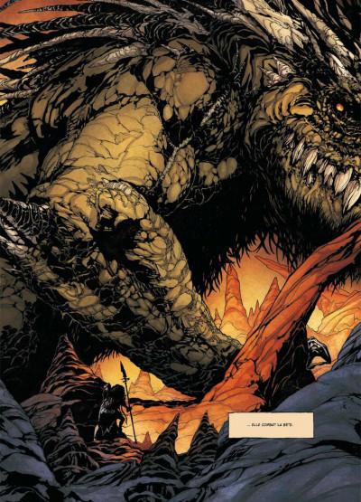 Page 3 la geste des chevaliers dragons tome 14 - La Première