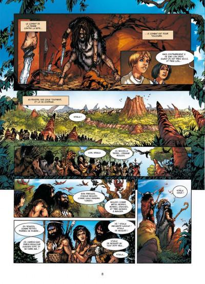 Page 6 la geste des chevaliers dragons tome 14 - La Première