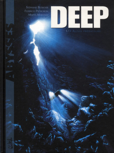 image de Deep tome 1 - Alpha Prédateurs