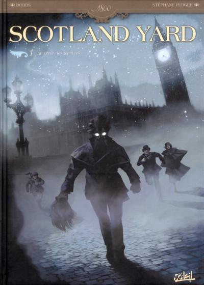 image de Scotland Yard tome 1 - au coeur des ténèbres