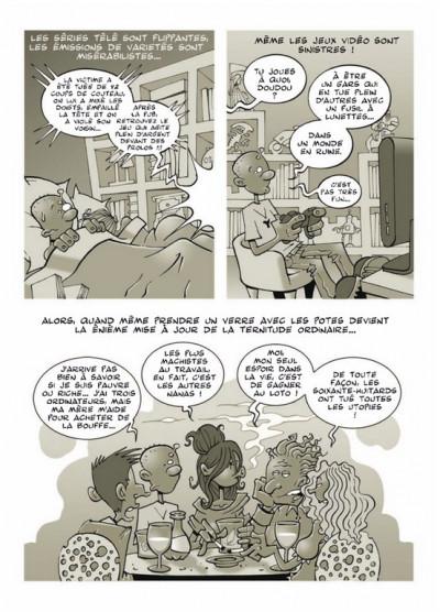 Page 3 chienne de vie tome 1 - l'humour est mon métier