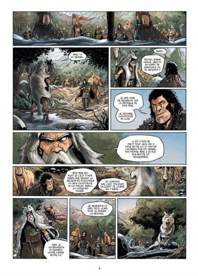 Page 2 Elya, les brumes d'Asceltis tome 1 - naissance