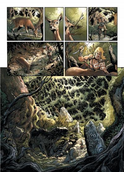 Page 3 Elya, les brumes d'Asceltis tome 1 - naissance