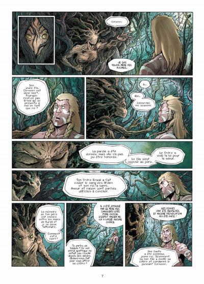 Page 5 Elya, les brumes d'Asceltis tome 1 - naissance