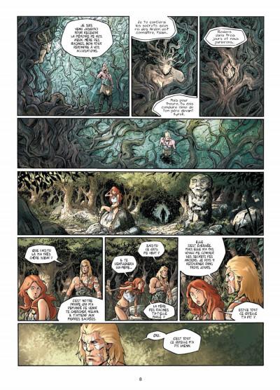 Page 6 Elya, les brumes d'Asceltis tome 1 - naissance