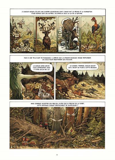 Page 2 dans la forêt