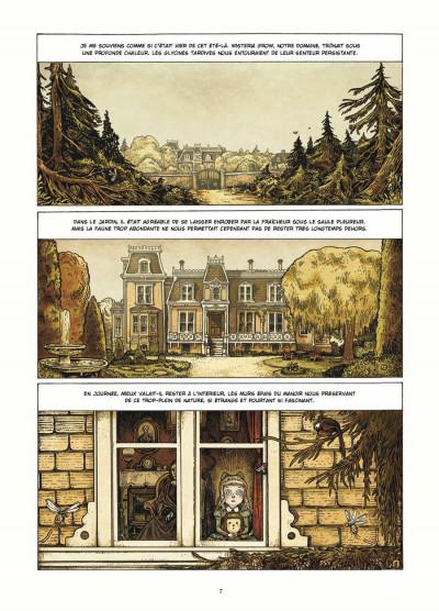 Page 3 dans la forêt