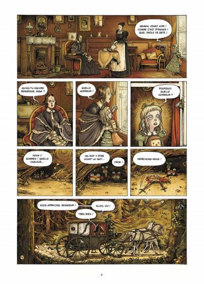 Page 4 dans la forêt