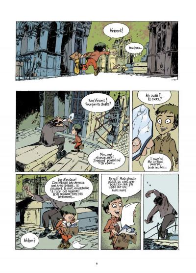 Page 3 au pays des ombres