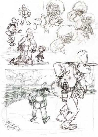Page 6 au pays des ombres