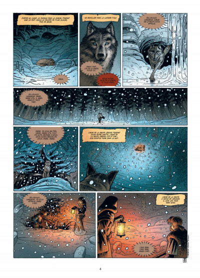 Page 2 L'assassin royal tome 6