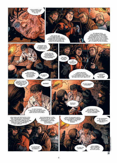 Page 4 L'assassin royal tome 6