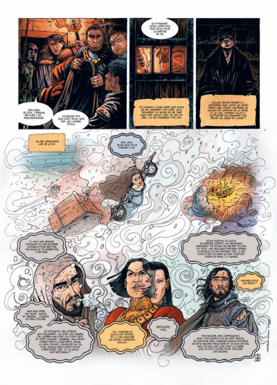 Page 5 L'assassin royal tome 6