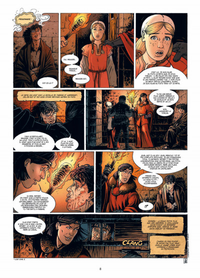 Page 6 L'assassin royal tome 6