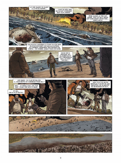 Page 1 Zombies tome 3