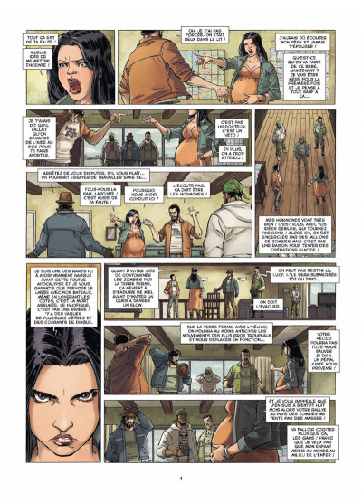 Page 2 Zombies tome 3