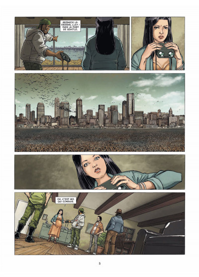 Page 3 Zombies tome 3