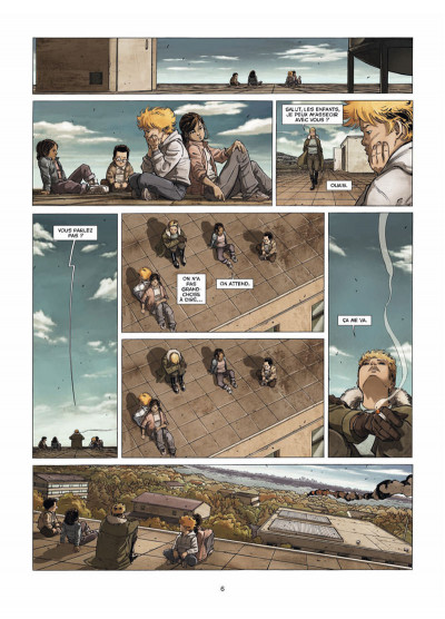 Page 4 Zombies tome 3
