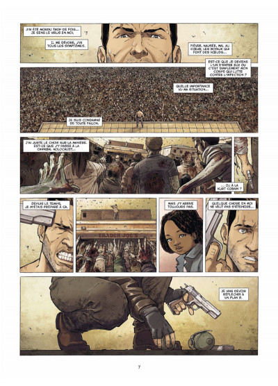 Page 5 Zombies tome 3