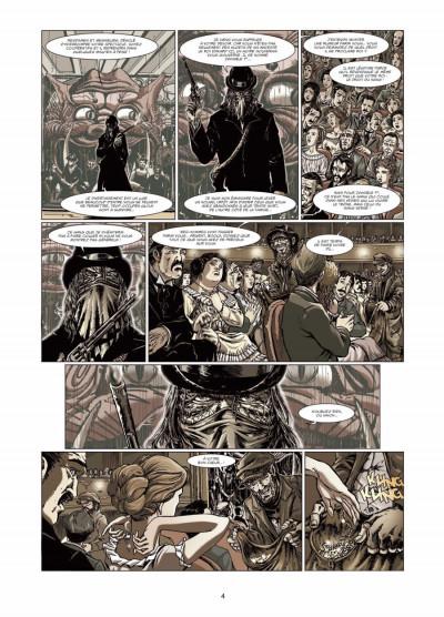 Page 2 le retour de Dorian Gray tome 2 - noir animal
