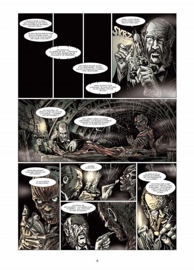Page 4 le retour de Dorian Gray tome 2 - noir animal