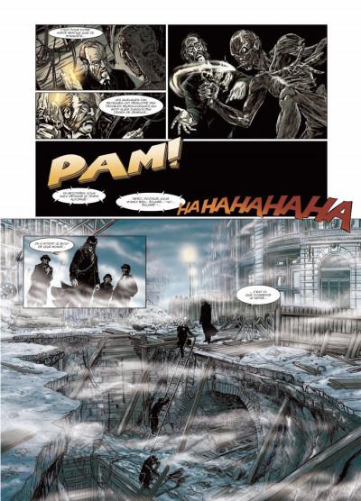 Page 5 le retour de Dorian Gray tome 2 - noir animal