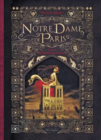 Couverture Notre-Dame de Paris tome 2