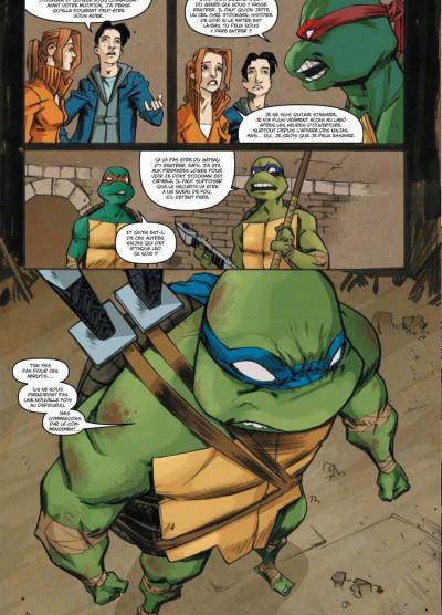 Les tortues ninja tome 3 - Les 4 tortues ninja ...