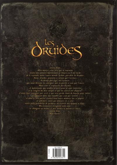 Dos Les druides tome 7
